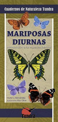Guías desplegables: Mariposas diurnas
