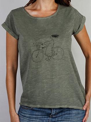 Camiseta Cesta Bici