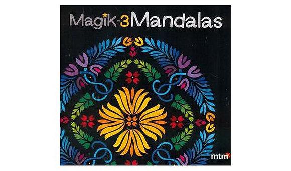Libro Mandalas para colorear Magik-3