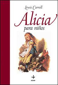 Alicia de Lewis Carroll para niños