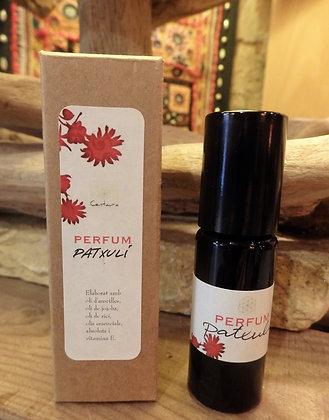 Perfume roll-on Pachuli