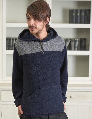 Jersey de lana Romaní negro