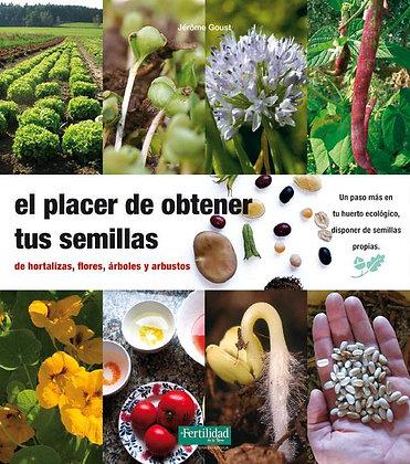 El placer de obtener tus semillas: de hortalizas,