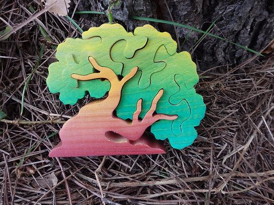 Árbol de los deseos 4 pequeño