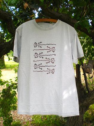 Camiseta Salamandras