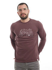 Camiseta de algodón Km 0