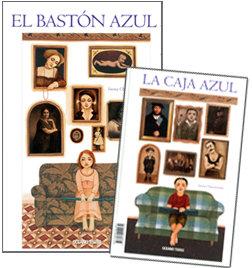 EL BASTON AZUL