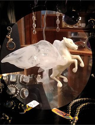 Caballo alado cristal de Murano
