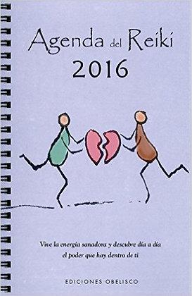 Agenda del Reiki 2016