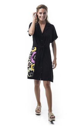 Vestido Sortelha