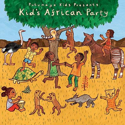 Kids African