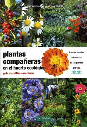 Plantas compañeras del huerto: guía de cultivos as