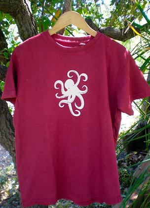 Camiseta de algodón Pulpito