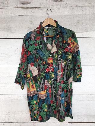 Camisa  estampada Frida 2
