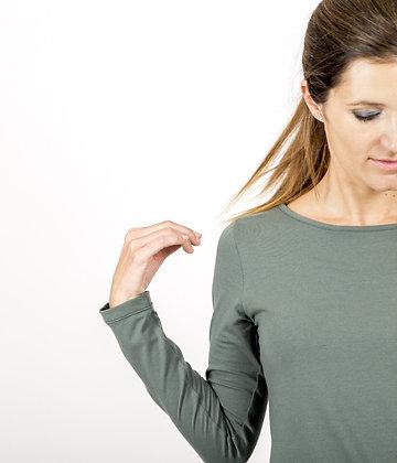 Camiseta de algodón Paula Pino