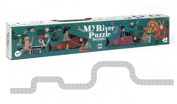 The river puzzlle
