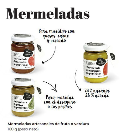 "Mermelada ""Es-imperfect"""