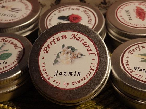 Perfume en crema de Jazmín
