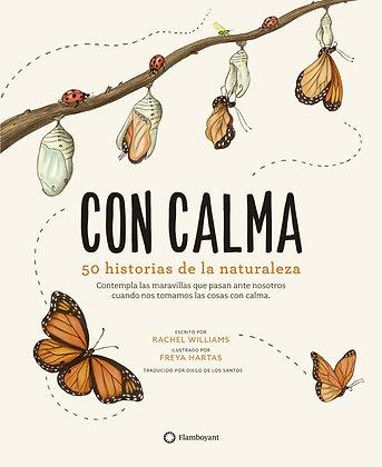 Con calma: 50 historias de la naturaleza