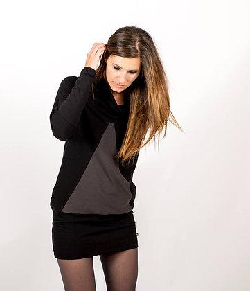 Vestido Otawa negro