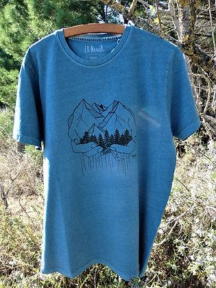 Camiseta Mountain Hands
