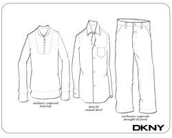 Pure DKNY kit 3