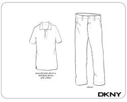 Pure DKNY kit 5