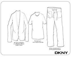 Pure DKNY kit 4