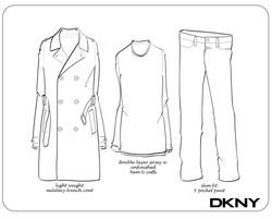 Pure DKNY kit 8