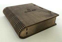Книжка из фанеры