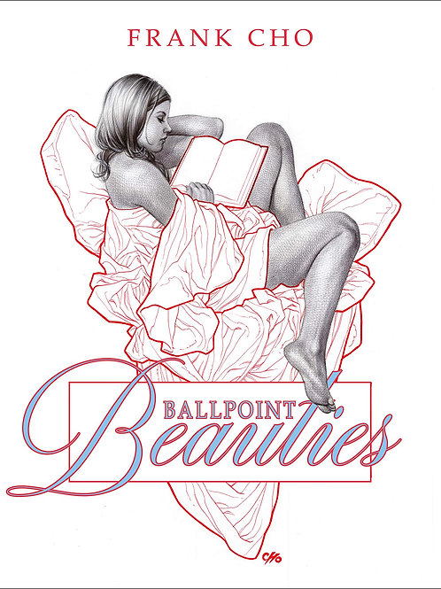 Frank Cho's Ballpoint Beauties