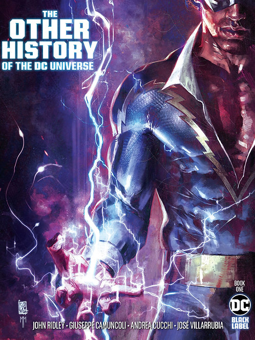 The Other History of the DC Universe #1