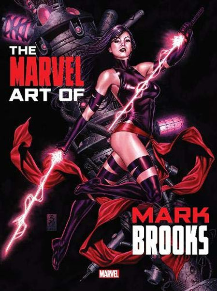 Marvel Monograph TP Art of Mark Brooks