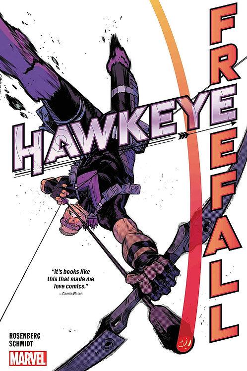 Hawkeye Freefall Vol. 1