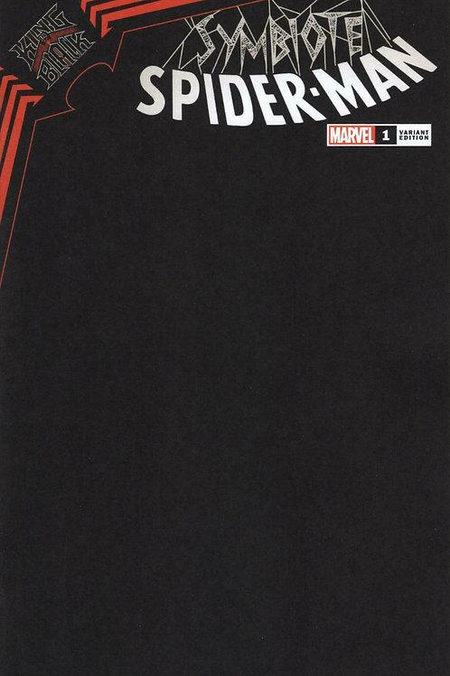 Symbiote Spider-Man: King In Black #1 Blank Variant