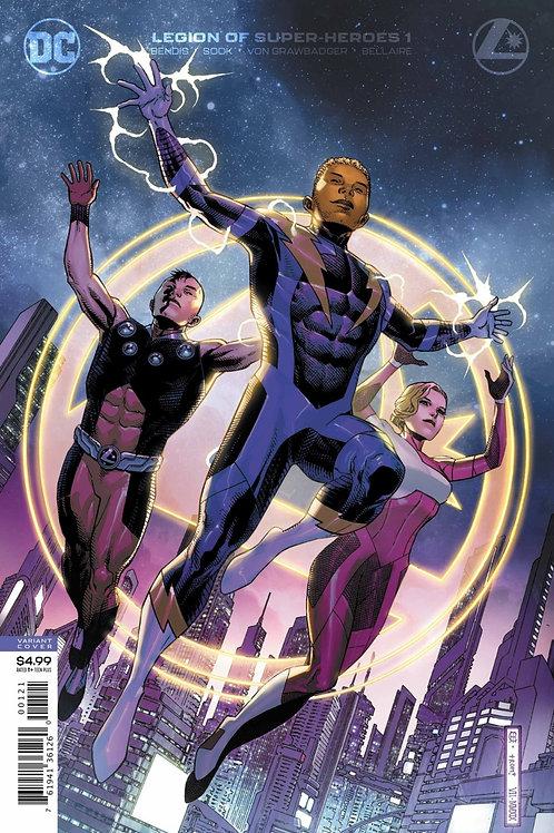 Legion of Super-Heroes #1 Variant