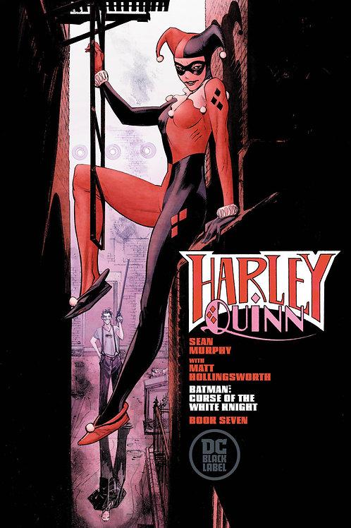 Batman Curse of the White Knight #7 Sean Gordon Murphy Variant