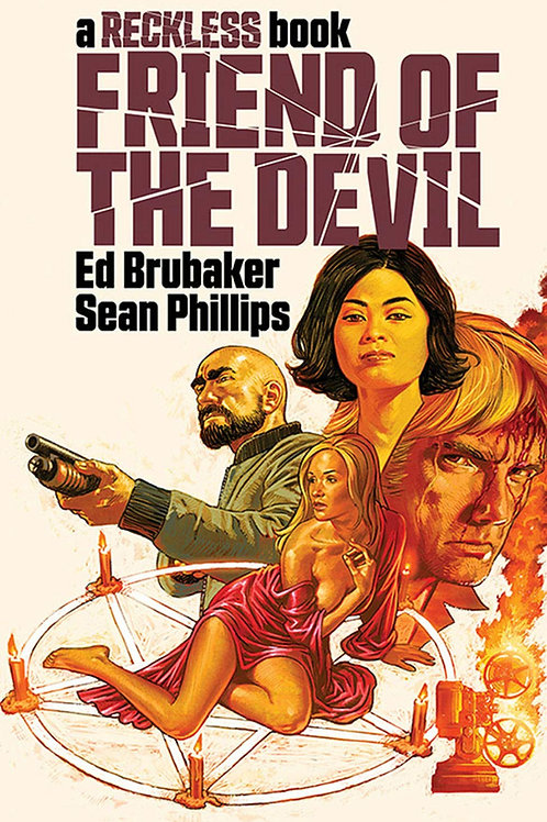 Friend of the Devil (A Reckless Book) HC
