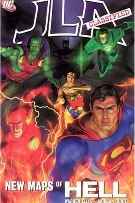 Justice League of America: New Maps of Hell
