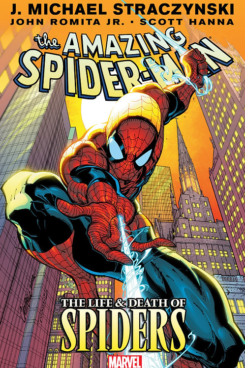 Amazing Spider-Man Vol 4 Life and Death of Spiders!