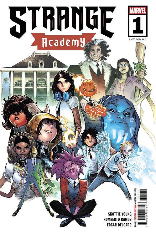 Strange Academy (2020) #1 Regular