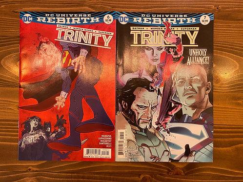 Trinity #6-7 Set
