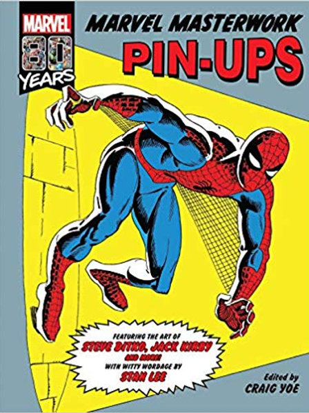 Marvel Masterwork Pin-ups