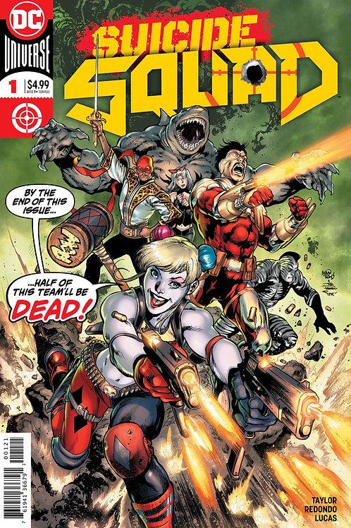 Suicide Squad#1