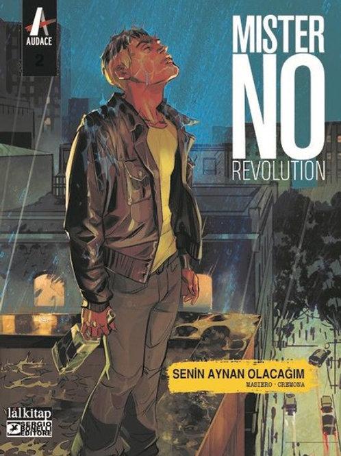 Mister No Revolution Sayı 2: Senin Aynan Olacağım