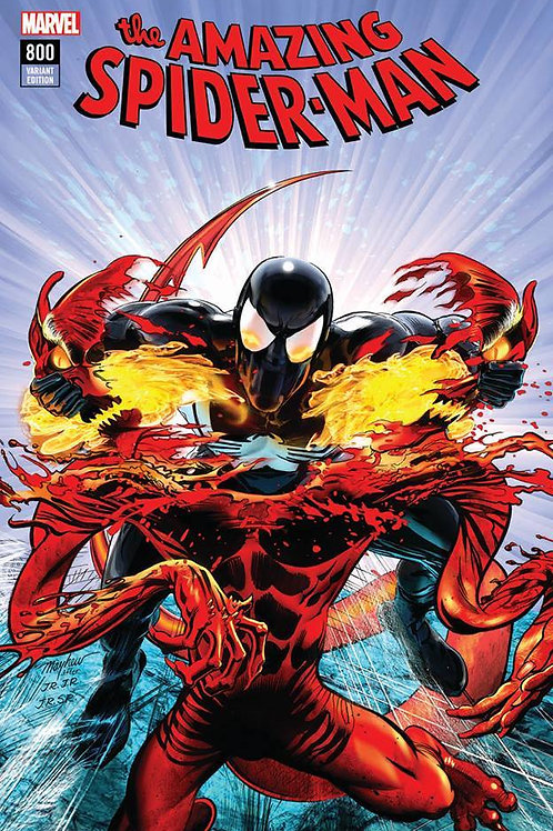 Amazing Spider-Man #800 Mike Mayhew Exclusive Variant