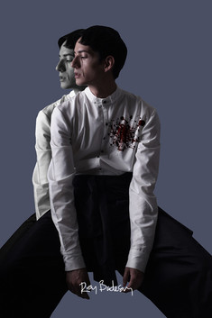 """EVOCACIÓN"" for DONCEL.com.mx / Photos: REY BADESAN @boyswillbekings / Model: ALEJANDRO RENTERIA/Styling: PABLO SOLANO/ Clothes: ARCHIVE JANNETTE KLEIN"