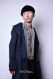 """LLÉVAME LEJOS"" for DONCEL.com.mx / Photos: REY BADESANBOYSWILLBEKINGS / Styling: EDEN RAMIREZ C. / Model: ILWOO LEE / Vintage Jacket&Crop top: STYLIST´S ARCHIVE / Knee lenght shorts: H&M / Jeans: ZARA / Choker: JORME MELO"
