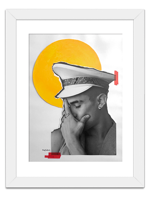 COLLAGE SAILOR