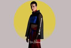 Photos: REY BADESAN / Model: JENN ROJO +ANGEL CANTERO / Styling: PABLO SOLANO / Clothes: ARCHIVE JANNETTE KLEIN